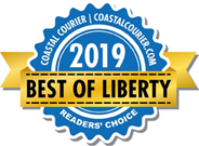 Ryan Feller Realtor wins Coastal Courier Readers Choice Best of Liberty 2019